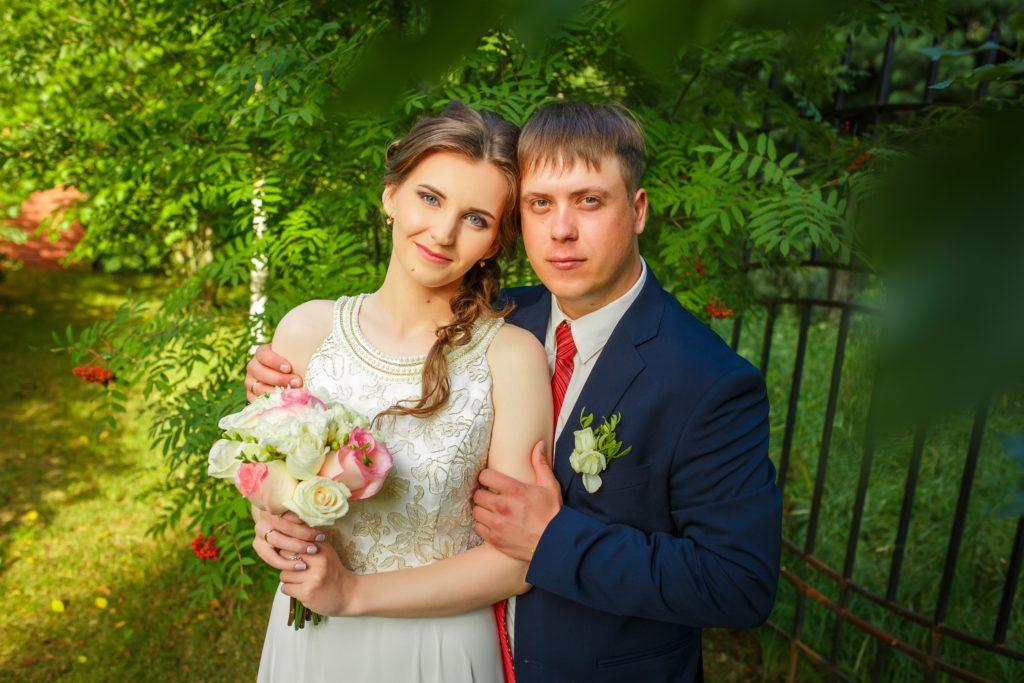 Свадебная фотосъёмка в Сургуте